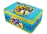 Invizimals Caja metálica Tin box Silver, multicolor (Panini 002989TINESB)