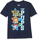 Best Paw Paw Shirts - Paw Patrol Boy's Top Pups T-Shirt, Blue (Navy) Review