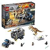 LEGO  Jurassic World  T. rex Transport 75933 T. rex-Spielzeug
