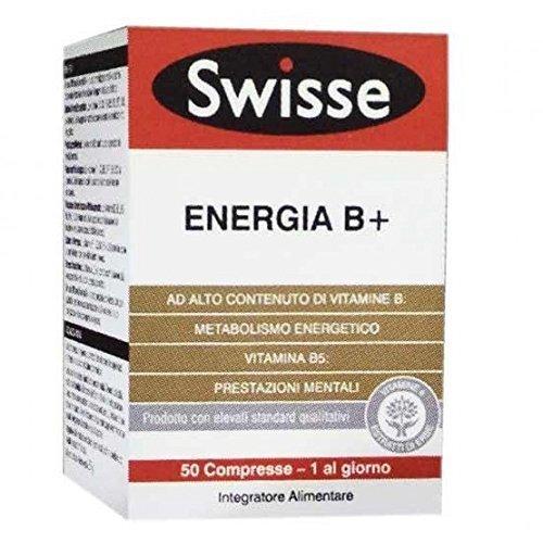 Swisse Energia B+ - 57 gr