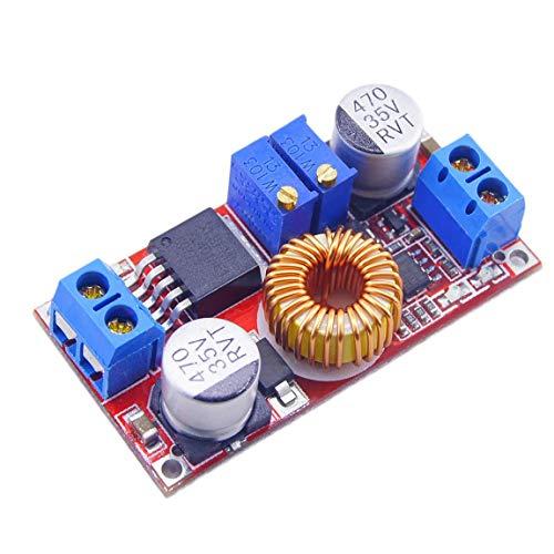 Batterie de lithium 5A CC à CC CC Carte de charge CV Chargeur de batterie au lithium Module de charge carte de charge Convertisseur de puissance à LED