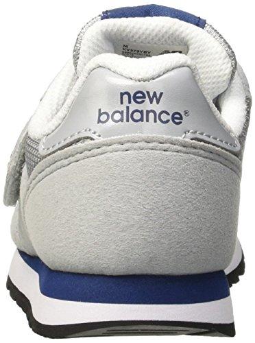 New Balance Jungen KV373YBY Kids Lifestyle Grigio (Grey Blue)
