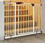 Absperrgitter Türschutz Treppenschutz für Hunde DOG SAFETY 76 x 84 cm