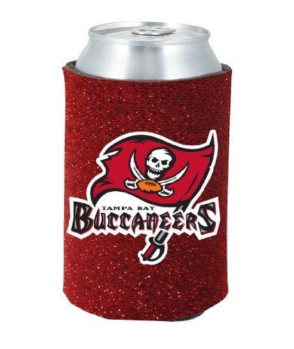 Tampa Bay Buccaneers Kolder Kaddy Dosenhalter-Glitzer Sox-logo Mini
