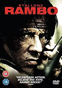 Rambo [Blu-ray] [2008]