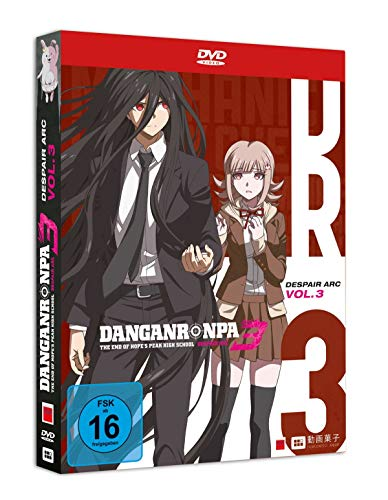 Danganronpa 3: Despair Arc - DVD 3