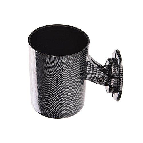 Supmico Kohlefaser 52mm Universal Einzelloch Gauge Pod Halter Halterung Bracket Instrumentenhalter (Gauge 52mm-pod)