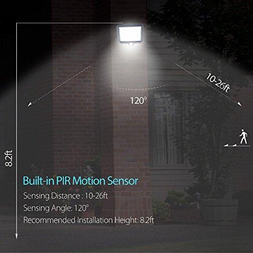 56 LED Ultrahelle Solares Leuchte - 3