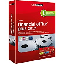 Lexware financial office 2017 plus-Version Minibox (Jahreslizenz) / Einfache kaufmännische Komplett-Lösung für Freiberufler, Selbständige & Kleinunternehmen / Kompatibel mit Windows 7 oder aktueller