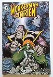 Monkeyman & O'Brien di Arthur Adams - SCONTO -50% - ed. Magic Press