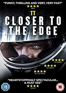 TT : Closer to the Edge (2 disc edition) [DVD] (B005CHE5CK) | Amazon price tracker / tracking, Amazon price history charts, Amazon price watches, Amazon price drop alerts