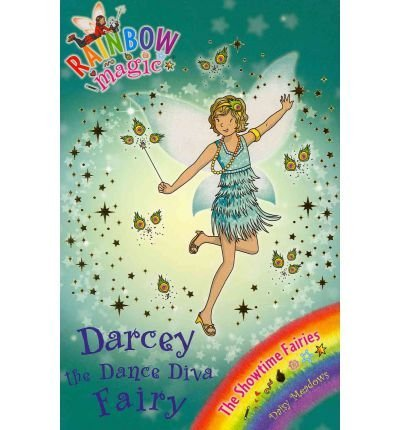 Darcey the dance diva fairy