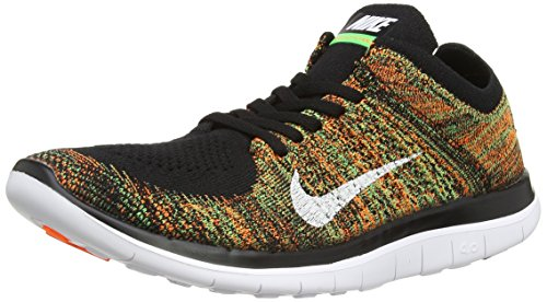 Nike Free 4.0 Flyknit, Chaussures de Running Entrainement Homme