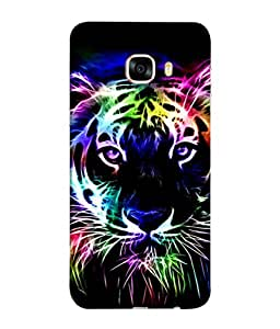 Fuson Designer Back Case Cover for Samsung Galaxy C5 SM-C5000 (Awesome Unique Effects Khatarnak Boy Male Men)