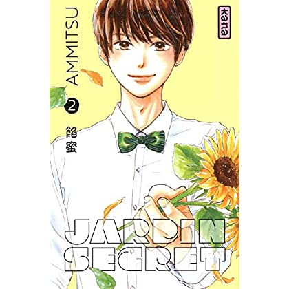 Jardin secret, tome 2