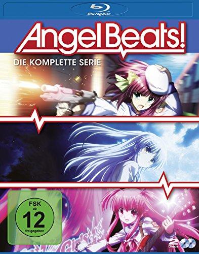 Angel Beats! - Die komplette Serie [Blu-ray] -