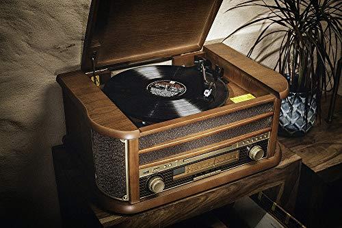 Nostalgie Holz Musikanlage