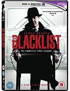 The Blacklist - Season 1 [DVD]