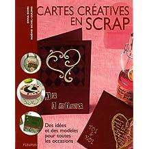 Cartes créatives en scrap