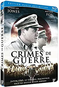 Crimes de guerre [Blu-ray]