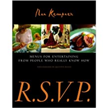 R.S.V.P: Menus for Entertaining from People Who Really Know How