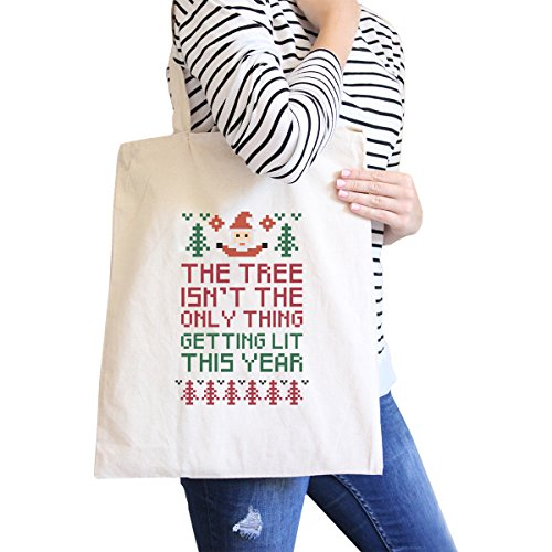 365 Printing inc , Borsa da spiaggia  Donna Jolly Af Misura unica The Tree Is Not The Only Thing