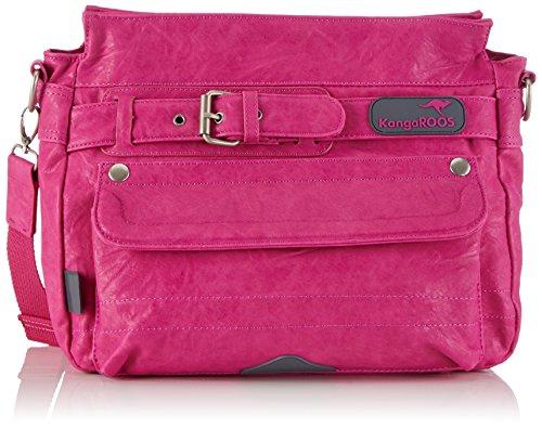KangaroosJEAN stone bag (set) - Borsa a tracolla Donna Pink (lillipilli 662 662)