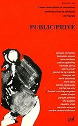 Public / privé, 1re édition