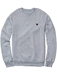 ELEMENT - - Homme - Sweat Col Rond Protected Gris pour homme