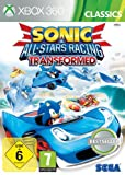 Sonic All - Stars Racing Transformed Classics - [Xbox 360] -