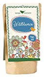 Vogeltreff: Wildblumen