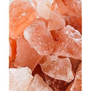 1 KG Himalaya* Salz Salzkristall Saunazubehör Sauna Saunasalz – in TOP Qualität !(aus der Salt Range Pakistan)