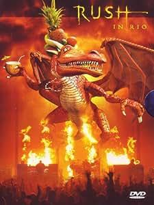 Rush - Live in Rio (2 DVDs)