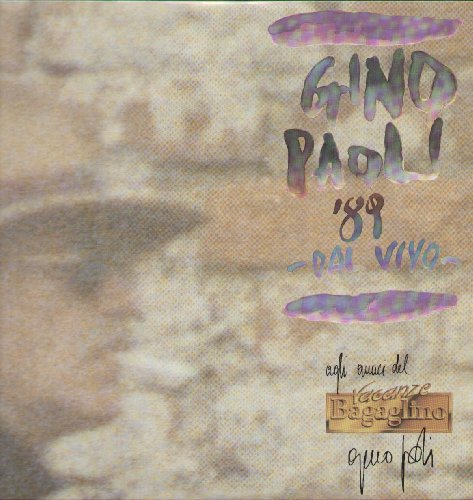 (VINYL LP) 89 Dal Vivo