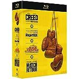 Creed + The Fighter + La rage au ventre + Match retour