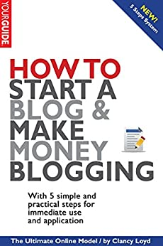 how to start a blog in canada and make money