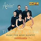 5 Danzas Gitanas, Series 1, Op. 55 (Arr. J.L. Turina for Wind Quintet): No. 3, Danza Ritual