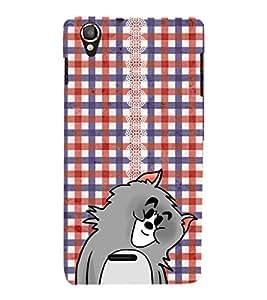 EPICCASE Teady Bear Mobile Back Case Cover For Lava Iris X800 / Lava Iris X800 (Designer Case)