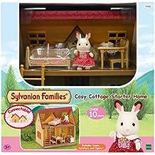 Sylvanian Families - Casa de campo básica (Epoch Para Imaginar 5242)