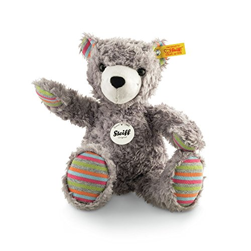 Steiff-109867-Lucky-Teddy-Bear-Soft-Toy