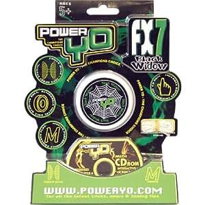 FX7 Black Widow with CD Rom