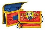 Undercover FSBT7000 – Geld- / Brustbeutel Feuerwehrmann Sam, ca. 13 x 8 x 5 cm - 2