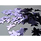 Wedding - LILAC BUTTERFLIES - Table scatter 14gm mixture table confetti