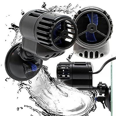 SunSun Pompe de Brassage 2000L/h 2.5W Wavemaker Aquarium d'eau douce ou de mer 2000 l/h 2,5 Watts
