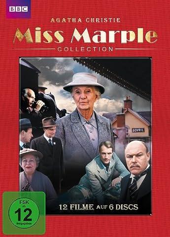Agatha Christie Miss Marple Collection (6 DVDs) (Miss Marple Margaret Rutherford Dvd)