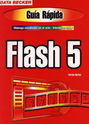 Flash 5 - guia rapida por Florian Harms