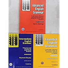 Cambridge Essential + Intermediate + Advanced English Grammar (Combo Pack of 3 Books with Answers)