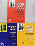 #5: Cambridge Essential + Intermediate + Advanced English Grammar (Combo Pack of 3 Books with Answers)