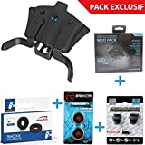 Pack Pro Gaming Strike Pack PS4 + Accessoires Manette