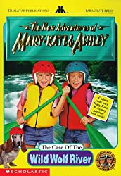 The Case of the Wild Wolf River with Other (New Adventures of Mary-Kate & Ashley)